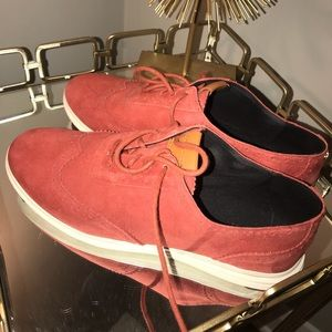 Worn once cole Hahn flats sneakers